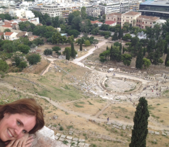 heather-at-theatre-of-dionysius-greece-residency-2015