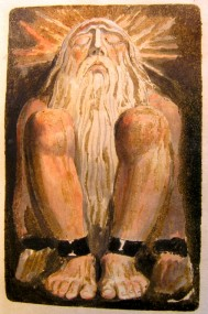 The Book of Urizen 1794, by William Blake