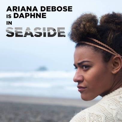 Ariana DeBose in Seaside